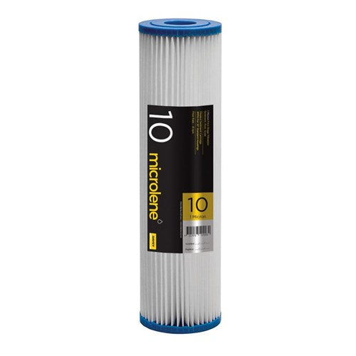 "Davey 10""  Pleated Sediment Cartridge - 20 micron"
