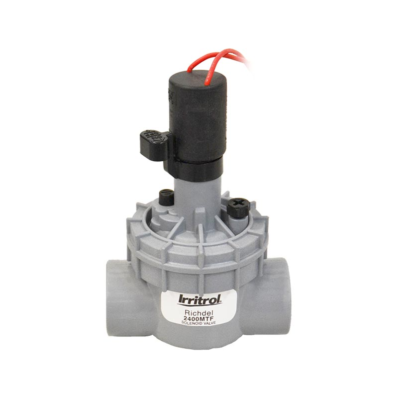 TORO RICHDEL SCREW TOP SOLENOID VALVE 25MM FBSP FLOW CONTROL