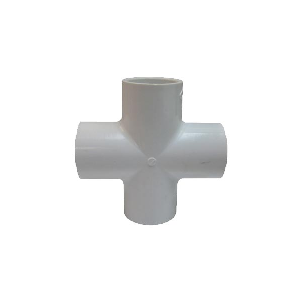 PVC Cross 40mm