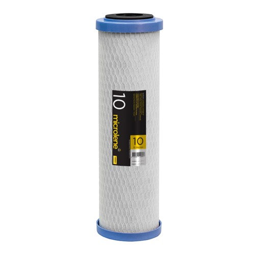 "Davey 10""  Carbon Block Filter Cartridge - 5 micron"