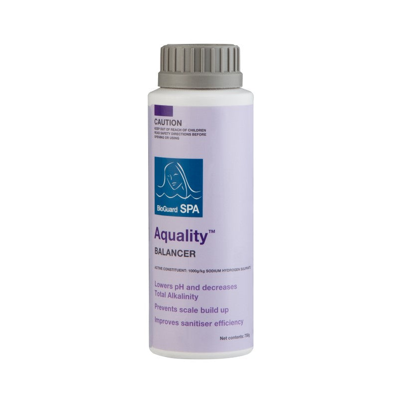 BioGuard Spa Aquality Lower pH and Total Alkalinity 750g