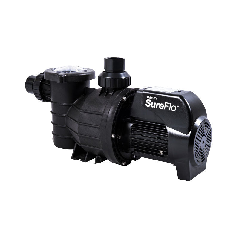 Davey Sureflo 1.8Hp High Performance Universal Fit Pool Pump