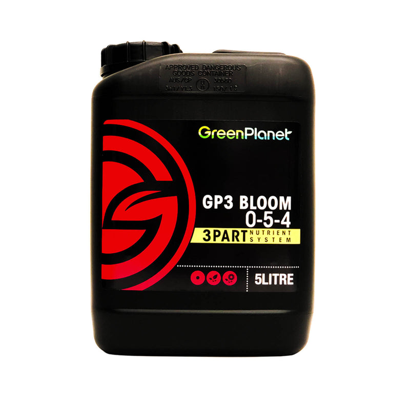 Green Planet GP3 (1part) 5L Bloom