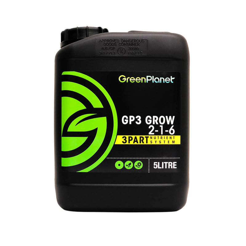 Green Planet GP3 (1part) 5L Grow