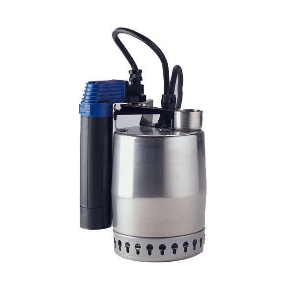 Grundfos Unilift KP250-Av-1 Submersible Stainless Steel Drainage Pump Niro Switch