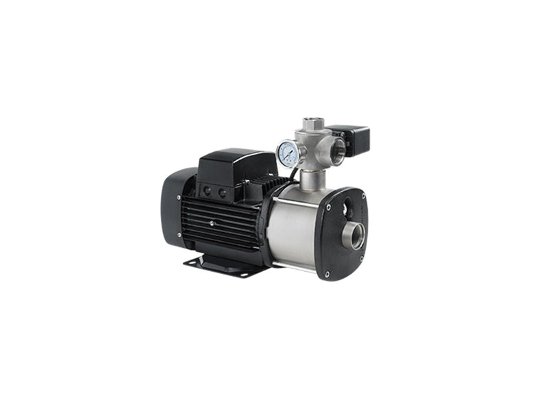 Grundfos Pressure Pump CMB5-47 Pressure Switch & Gauge