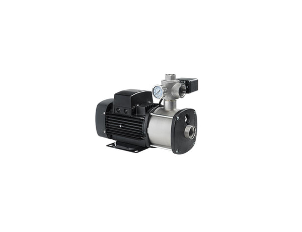 Grundfos Pressure Pump CMB10-47 Pressure Switch & Gauge