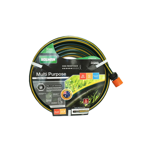 Holman Multi Purpose Hose 18mm x 30m Unfitted