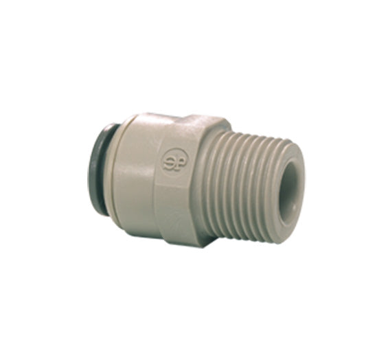 "Puretec Kwik Connect Straight Adaptor 3/8"" x 1/4"""