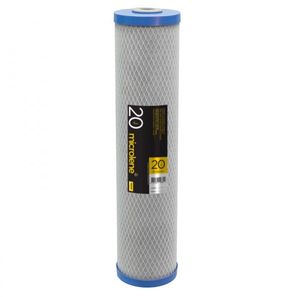 "Davey 20"" Multi Purpose Carbon Block Filter Cartridge - 10 micron"