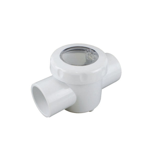 PVC Non Return Valve 40mm For Pools