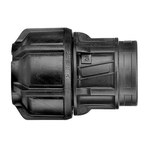 "Philmac Metric End Connector 90 mm x 3"" Fi"