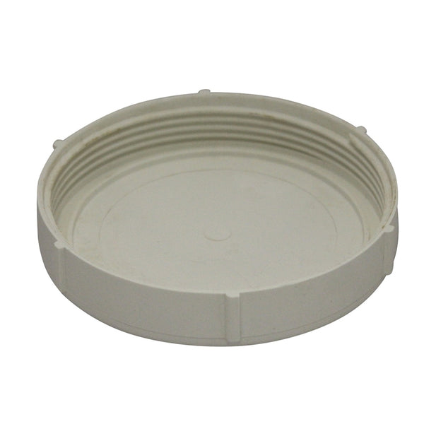 DWV Threaded Cap 150 mm