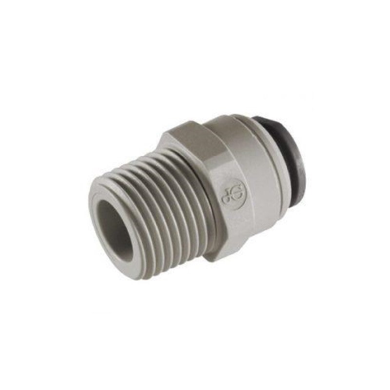 "1/4"" BSP M 1/4"" Tube Quick Connect Fitting"