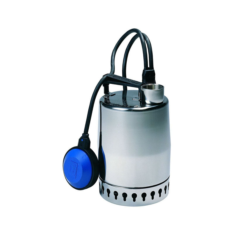 Grundfos Unilift KP250-A-1 Submersible Stainless Steel Drainage Pump Float