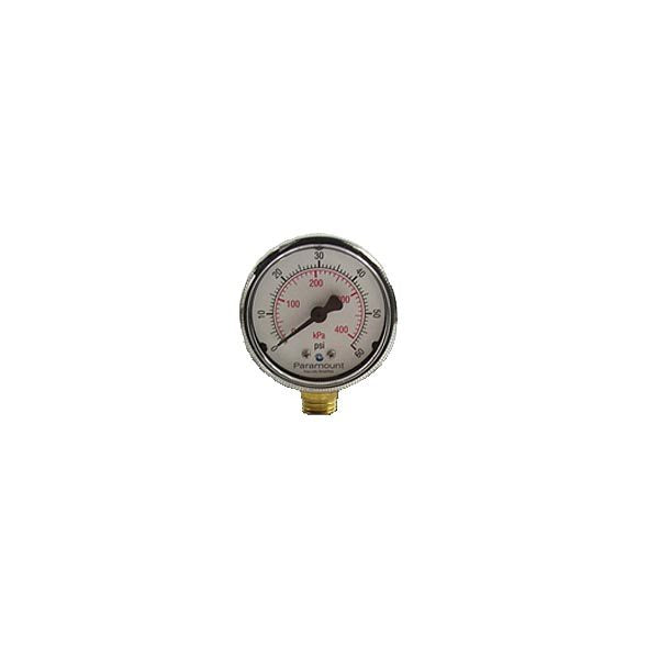 Vantage In Floor Cleaning Module Gauge
