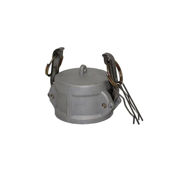 Camlock Aluminium Dust Cap Female 80mm