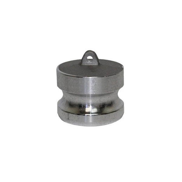 Camlock Aluminium Dust Plug Male 40mm