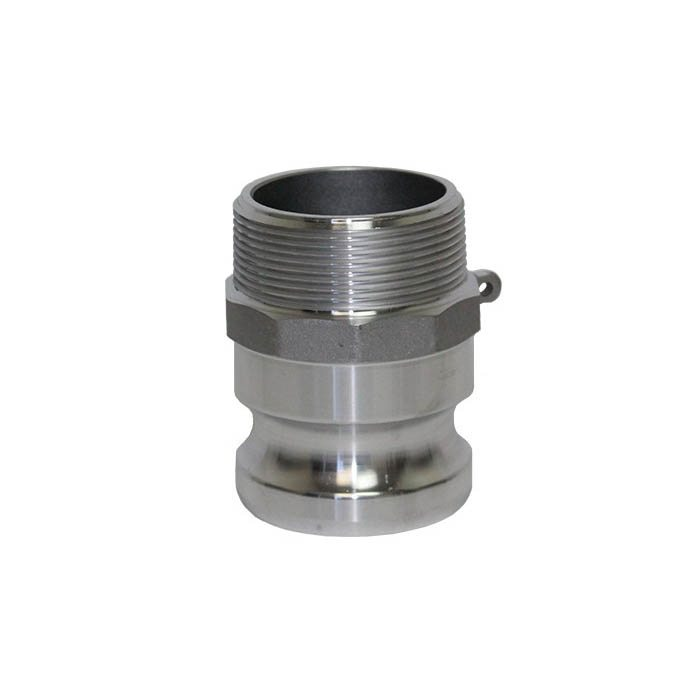 Camlock Aluminium Adaptor Male x Mi BSP 32mm