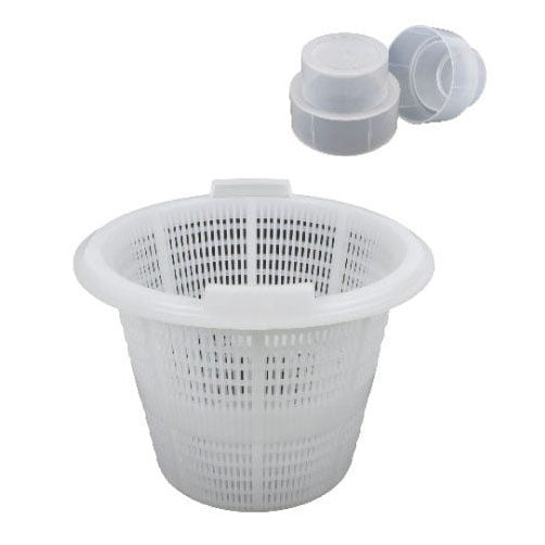 Poolrite Cap For S1800 Skimmer Basket (PBS934)