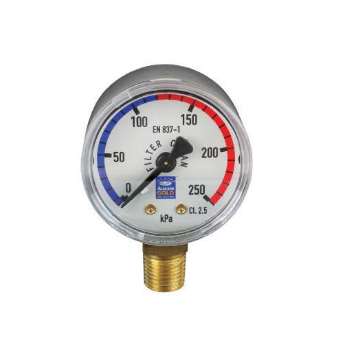 Pressure Gauge Lower Mount