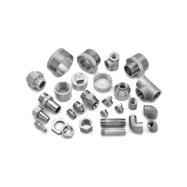 Stainless Steel Hex Nipple 1 1/2""