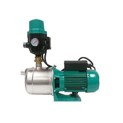 Wilo Fwj 202 (4 Taps) Self Priming Stainless Steel Pump