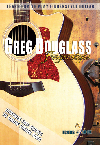 Fingerstyle Guitar Lessons DVD