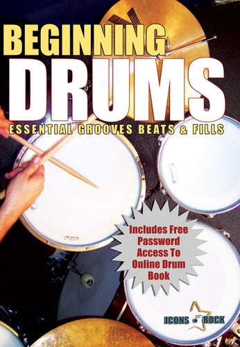 How To Play Drums DVD