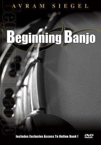 Bluegrass Banjo Lessons DVD For Beginners