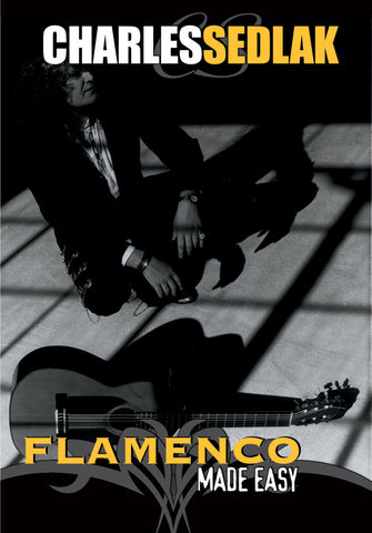 Learn Flamenco Guitar Lessons DVD For Beginners
