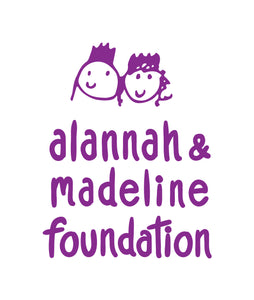 Round-up donation to Alannah & Madeline Foundation