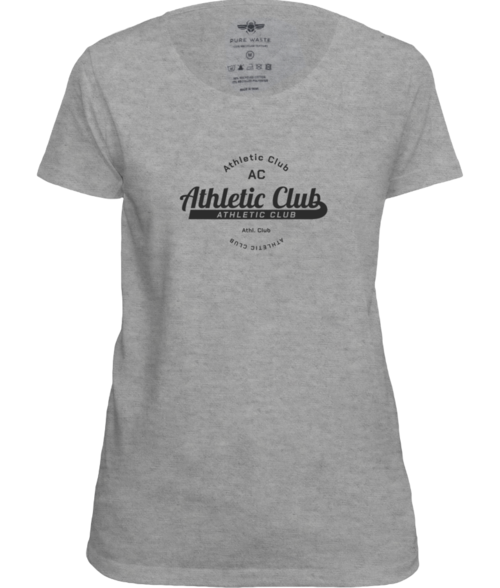 Athletic Club Femme Fit Tee