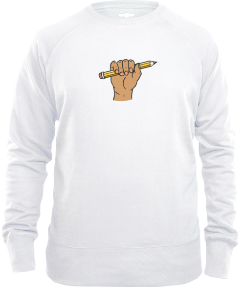 Need A Hand - Pencil Unisex Sweater