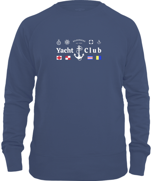 Yacht Club Navy Unisex Sweater