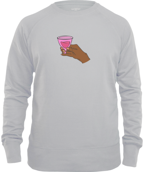 Need A Hand - Cup Unisex Sweater