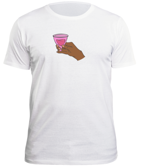 Need A Hand - Cup Standard Tee