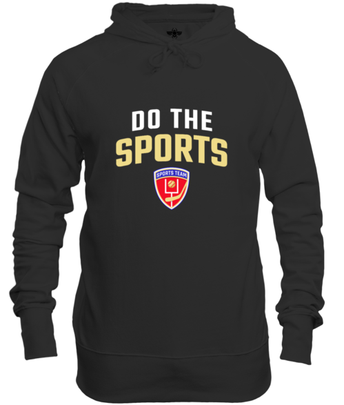 Do The Sports Unisex Hoodie