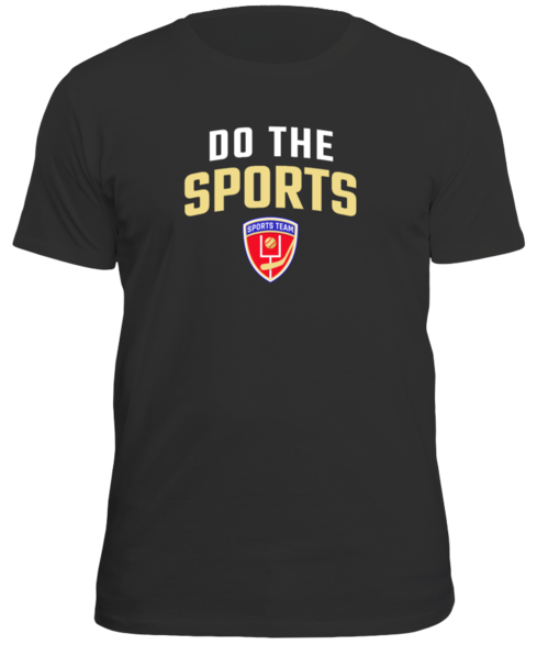 Do The Sports Standard Tee