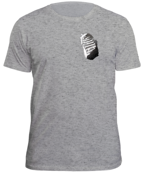 One Small Step Standard Tee