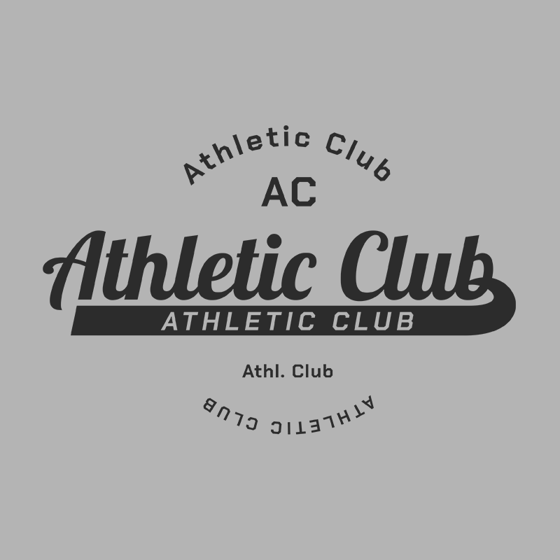Athletic Club Unisex Sweater