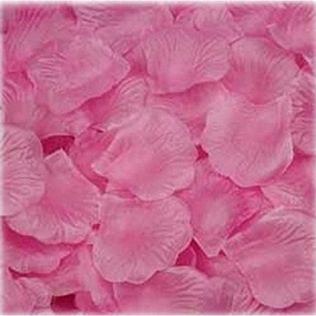Free Shipping 2016 Fashion 1000PCs Silk Artificial Flower Rose Petals Wedding Party Decorations