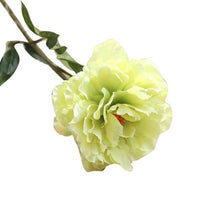artificial flowers for decoration peony Artificial Flower For Home Decoration flores artificiais atacado