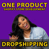 Shopify Dropshipping One Product Store Development