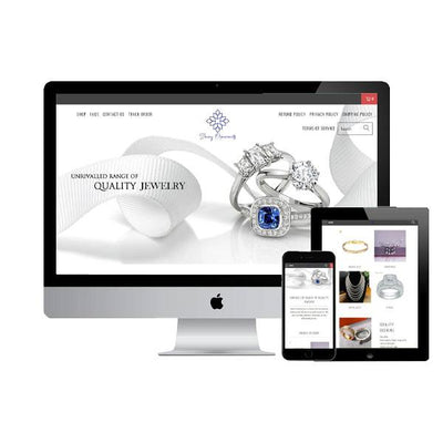 SHINY ORNAMENTS | SHOPIFY BRANDED NICHE STORE