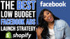 Facebook Ads Low Budget Marketing Strategy