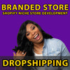 Shopify Dropshipping Branded Niche Store Development