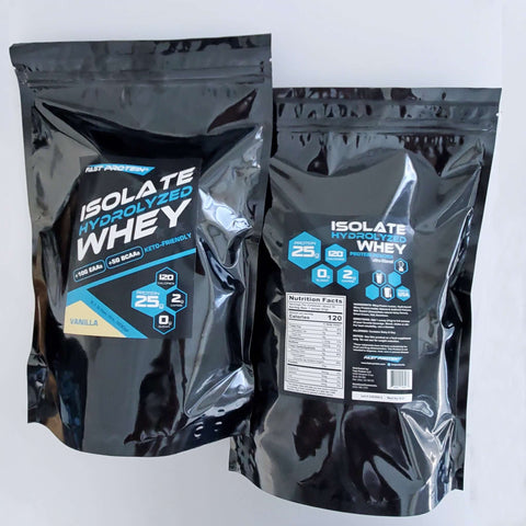 Ultra Filtered Whey Protein Powder by Fast Protein