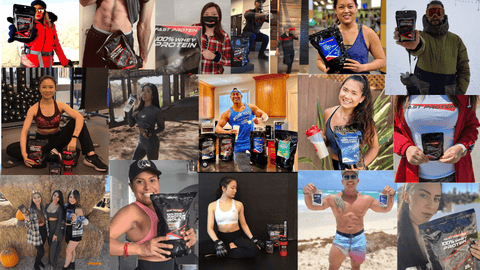 Fast Protein Community