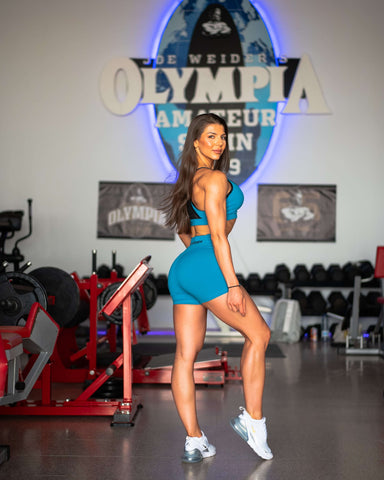 Fast Protein athlete going to compete in Mr Olympia